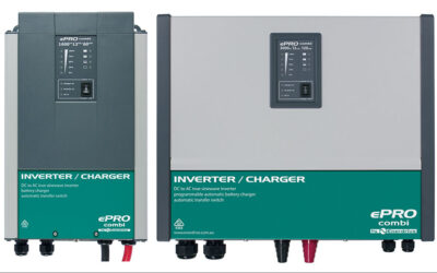 The New Enerdrive ePRO Combi Inverter Charger Range