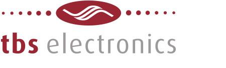 TBS Electronics Logo 150