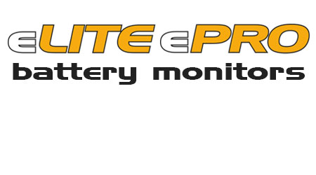eLITE ePRO Battery Monitors