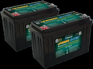 B-Tec Lithium Battery