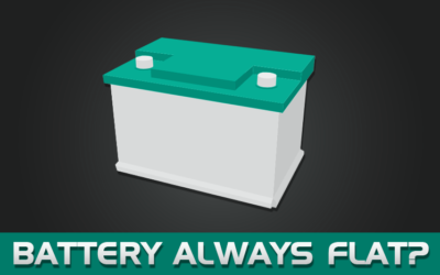 Are Your Batteries Constantly Going Flat?
