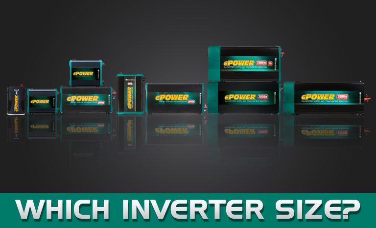 Lithium Batteries: What Size Inverter Can I Use?