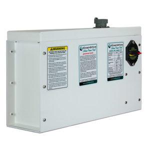 100Ah Slim Lithium Battery 12V