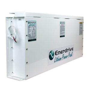 300Ah Slim Lithium Battery 12V