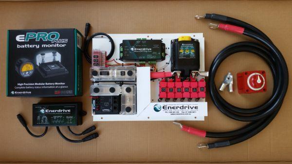 Lithium Battery Installation Kits