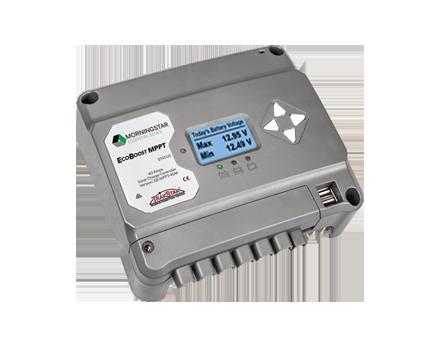 EcoBoost MPPT Solar Controller - Metered