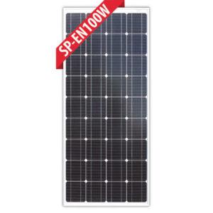 100W Fixed Solar Panel