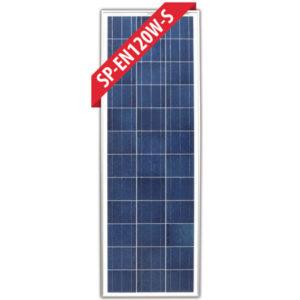 120W Slim Fixed Solar Panel