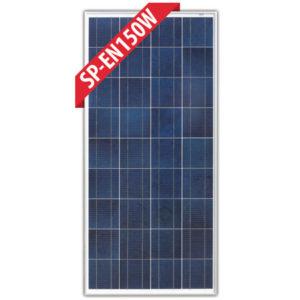 150W Fixed Solar Panel