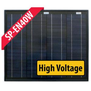 40W Fixed Solar Panel