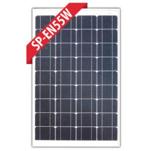 55W Fixed Solar Panel