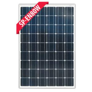 80W Fixed Solar Panel