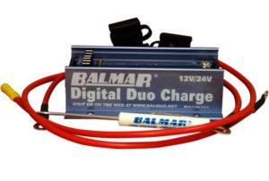 Balmar Duo Charge DDC-12/24 Regulator