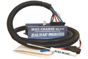Balmar Max Charge Regulator