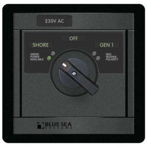 AC 360 Panel System Switch