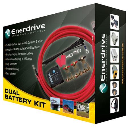 Dual Battery Kit