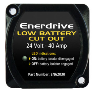 24V-40A Low Battery Cut Out