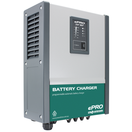 ePRO Battery Charger - 24V 80A