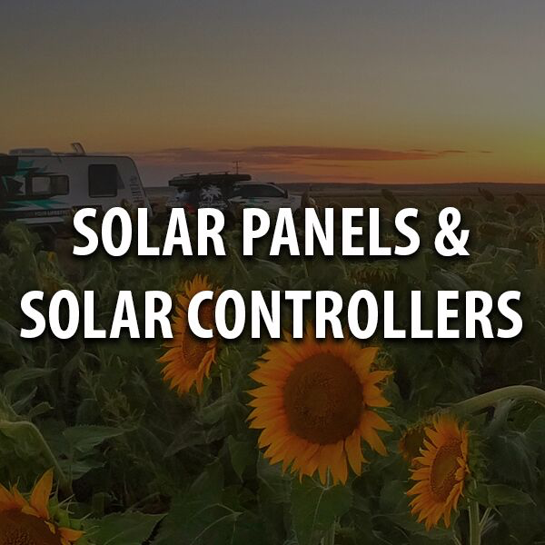 Solar Panels & Solar Controllers