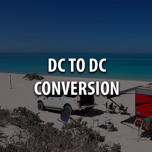 DC to DC Conversion