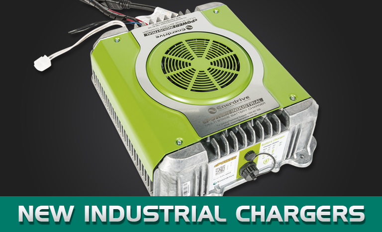 ePOWER Hi-Amp Industrial Chargers