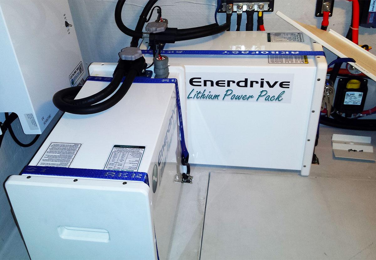 Enerdrive Great Installation 2-4