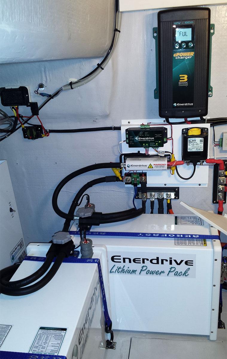Enerdrive Great Installation 2-5