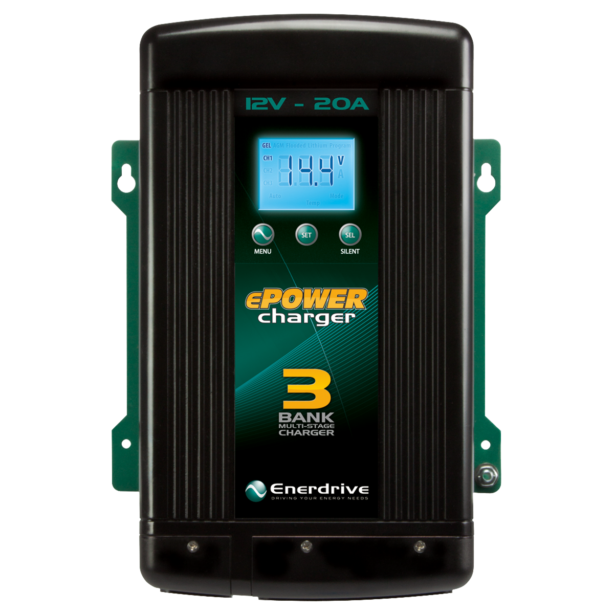 ePOWER 12V 20A Battery Charger