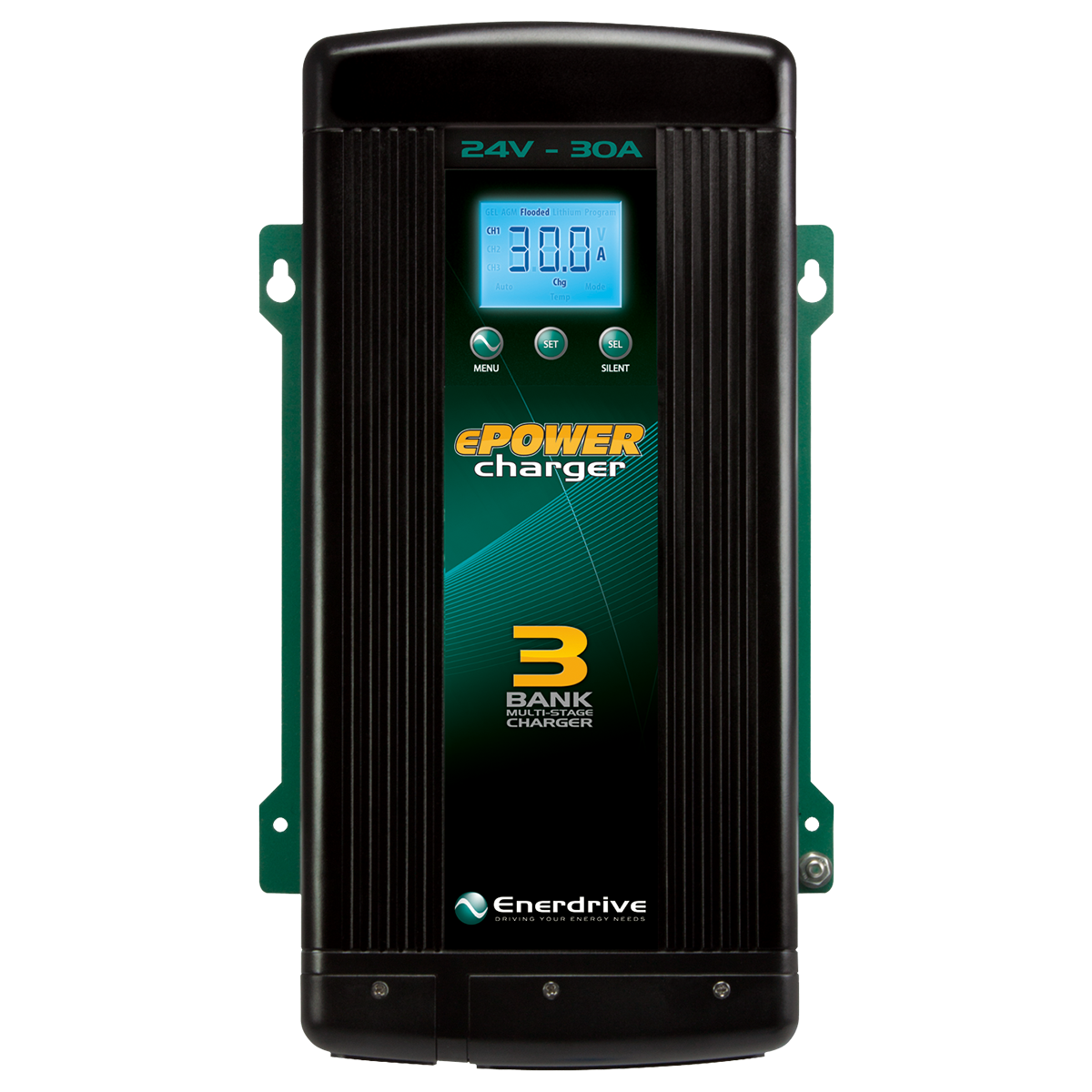 ePOWER 24V 30A Battery Charger