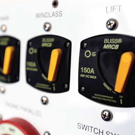 Circuit Protection and Switches