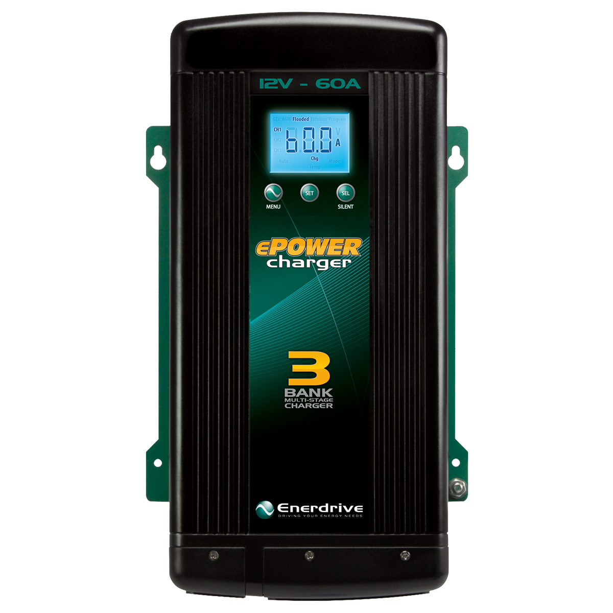 ePOWER 12V 60A Battery Charger