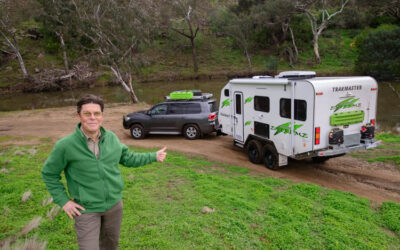 Michael Browning Chooses Trakmaster & Enerdrive