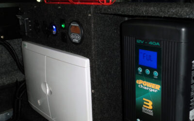 What Size Battery Charger Should i Install?