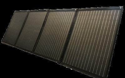 Enerdrives New 240W Folding Solar Panel