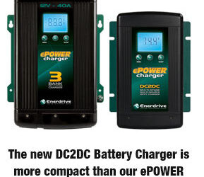 New DC To DC Battery Charger