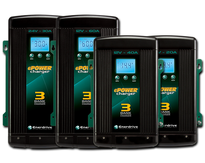 ePOWER Battery Chargers