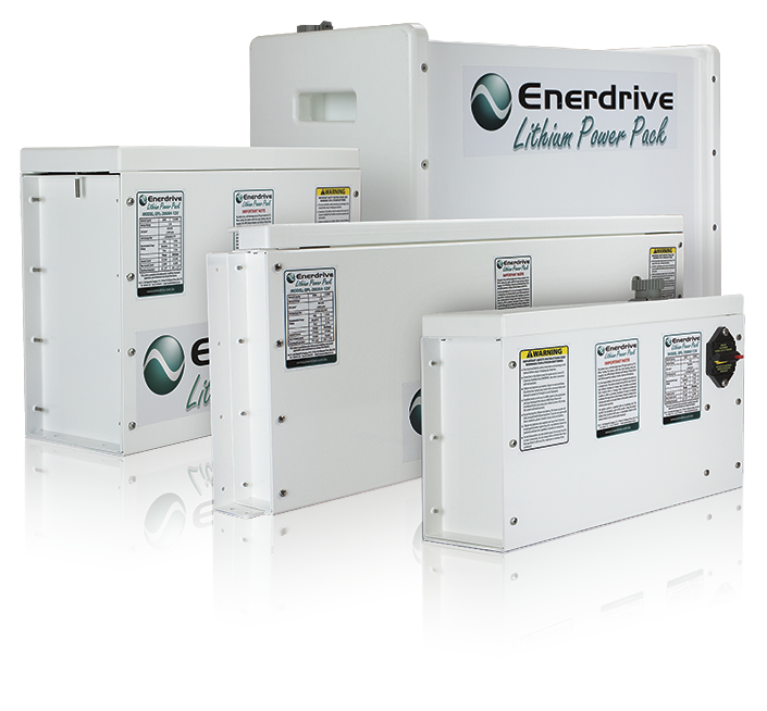 Enerdrive Lithium Battery Group
