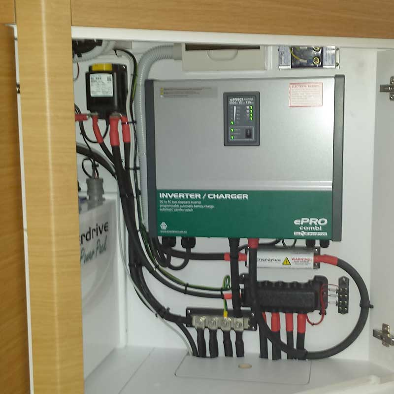 Great Enerdrive Installation Examples
