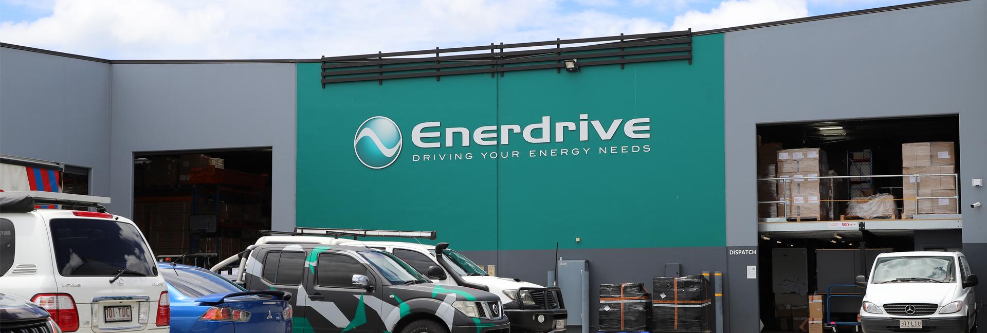 photo of Enerdrive office in Tingalpa, Queensland Australia