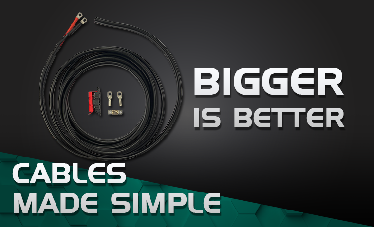 Cables made simple