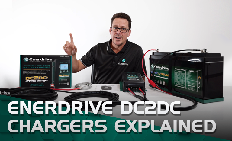 Everything You Need to Know About Enerdrive DC2DC Chargers